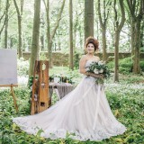 A Woodland Styled Shoot at Alnwick Garden (c) Rachael Fraser Photography (20)