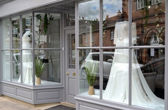 style & elegance: say hello to chloe jane bridalwear