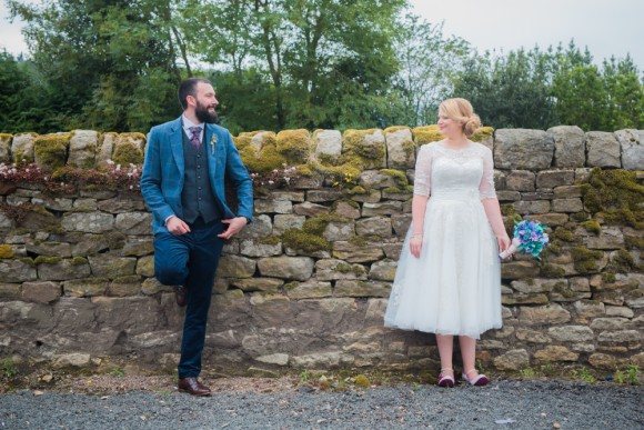 tweed & tea dresses. relaxed rustic romance for a wedding at healey barn – fern & andrew
