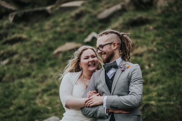 truly blessed. a fun, festival wedding in the north west – hettie & tabz