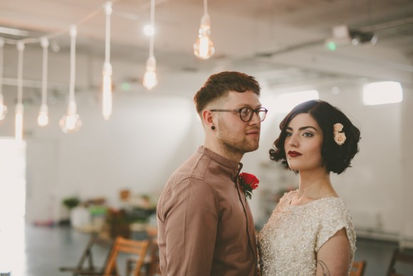 a world of imagination: a contemporary wedding styled shoot in the north east