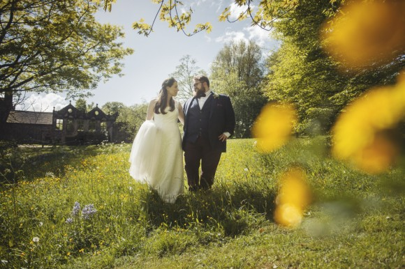 A Spring Wedding at East Riddlesden Hall (c) Bethany Clarke (9)