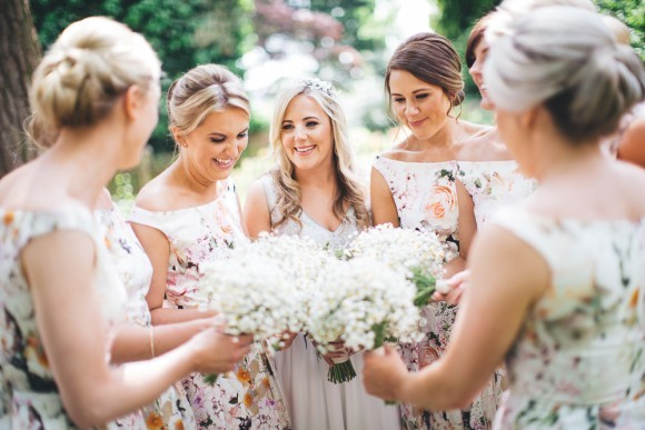 hot topic: picking your bridesmaid a-team