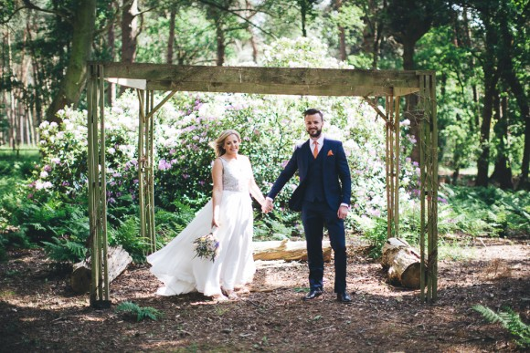 A Summer Wedding at Abbeywood Estate (c) Mike Plunkett Photography (57)