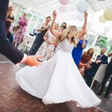 A Summer Wedding at Abbeywood Estate (c) Mike Plunkett Photography (90)