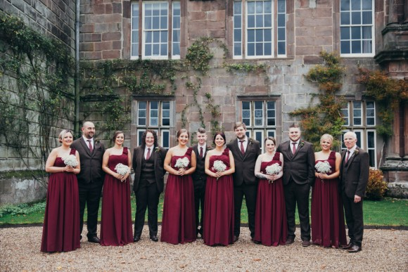 An Elegant Autumn Wedding at Browsholme Hall (c) Jessica Lang (39)