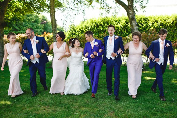 An Elegant Wedding at Goosedale (c) HBA Photography (24)