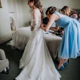 An Elegant Wedding at Ripley Castle (c) Kazooieloki Photography (16)