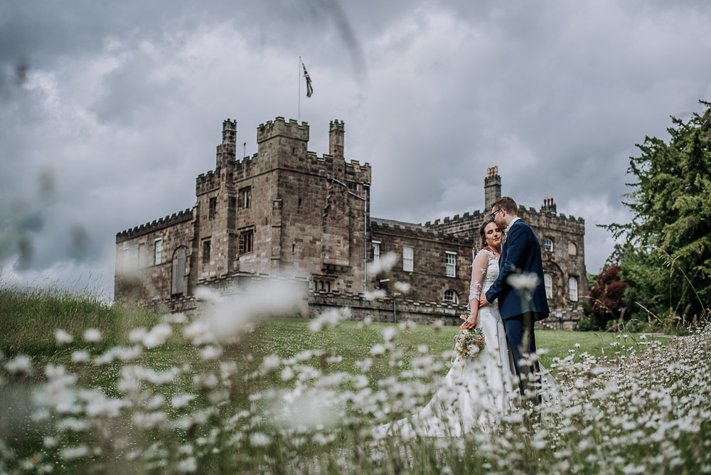 An Elegant Wedding At Ripley Castle Yorkshire
