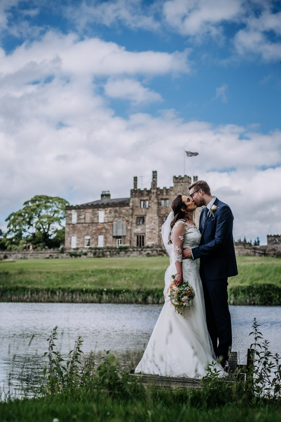 An Elegant Wedding at Ripley Castle (c) Kazooieloki Photography (40)