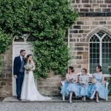 An Elegant Wedding at Ripley Castle (c) Kazooieloki Photography (43)