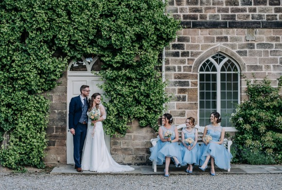 An Elegant Wedding at Ripley Castle (c) Kazooieloki Photography (43)