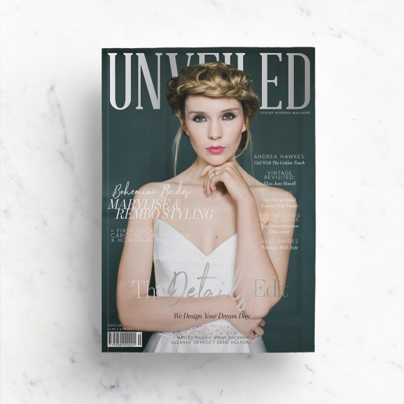 unveiled. issue #08