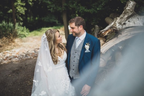 where the heart is. ian stuart for a glamorous marquee wedding in the north west – katie & jordan
