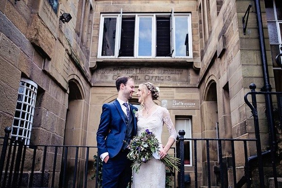 love library. a romantic & relaxed wedding at the belle epoque – jenna & ollie