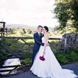 A Rustic Wedding at Bashall Barn (c) Ginger & Lime Photography (96)