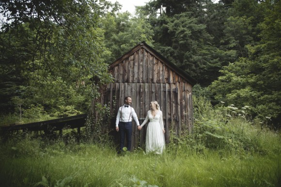 A Woodland Wedding in Yorkshire (c) Bethany Clarke Photography (82)