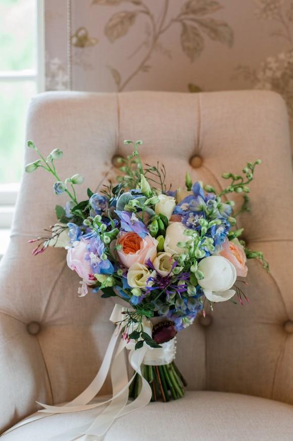 An Elegant Wedding in North Yorkshire (c) Helen King Photography (4)
