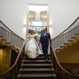 An Elegant Winter Wedding at The Mansion (c) Mark Newton Weddings (16)