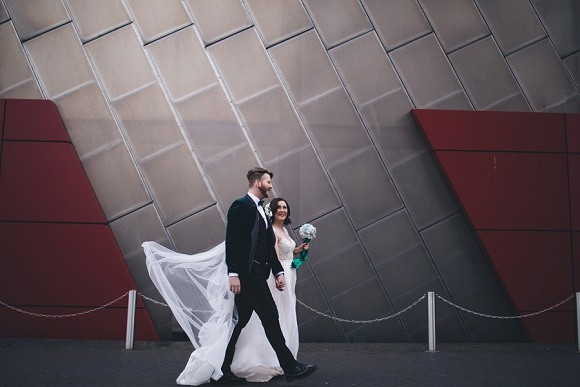 An Emerald Wedding at The Lowry (c) Mike Plunkett (44)