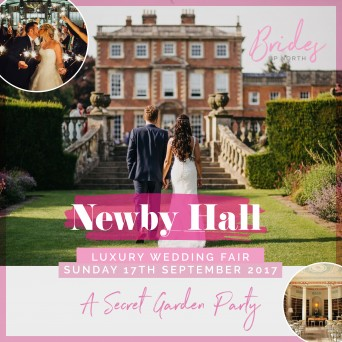 Newby Hall Luxury Wedding Fair