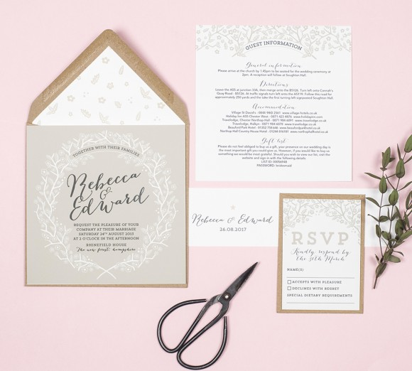 stylish stationery: project pretty
