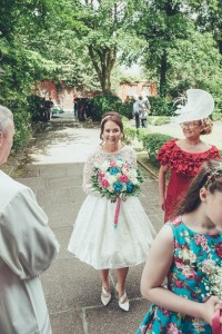 A 1950s American Style Wedding (c) Lisa Howard Photography (12)