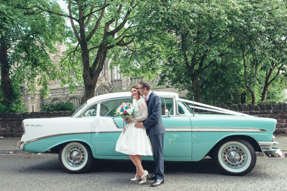 A 1950s American Style Wedding (c) Lisa Howard Photography (23)