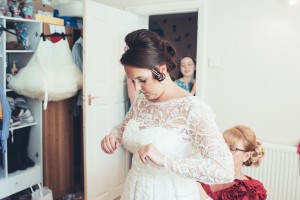 A 1950s American Style Wedding (c) Lisa Howard Photography (3)