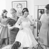 A 1950s American Style Wedding (c) Lisa Howard Photography (4)