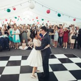 A 1950s American Style Wedding (c) Lisa Howard Photography (65)