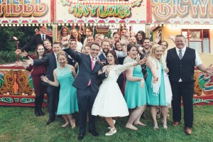 A 1950s American Style Wedding (c) Lisa Howard Photography (77)