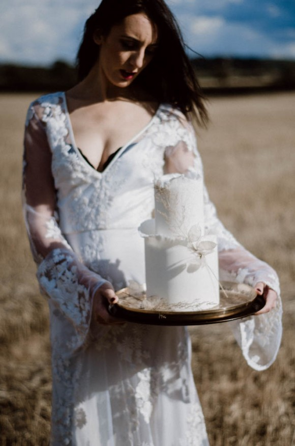 alternative edge. a country-chic styled shoot at stock farm, tatton estate