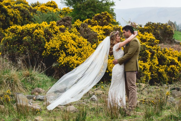 valley of love. eliza jane howell for a scenic wedding in northumberland – sophie & mark