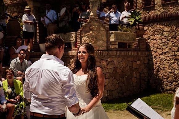 Amanda Wyatt For A White Wedding In Spain (c) Lee Brown Photography (33)