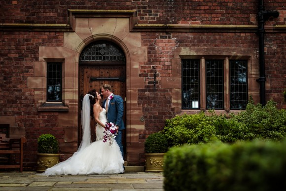 An Elegant Wedding at Colshaw Hall (c) Lee Brown Photography (54)