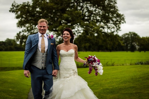 An Elegant Wedding at Colshaw Hall (c) Lee Brown Photography (61)