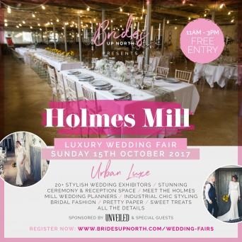 Holmes Mill Luxury Wedding Fair