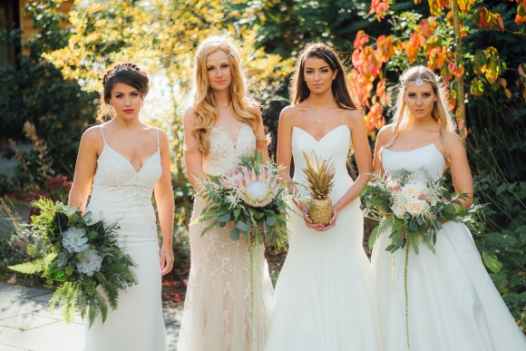 girls only: the wedding edit.