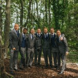 A Glam Woodland Wedding (c) A Little Picture (24)