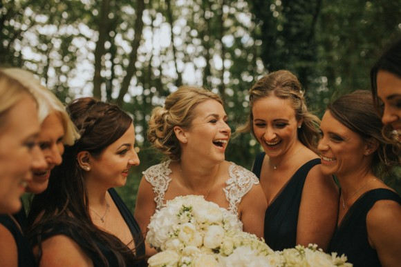 A Glam Woodland Wedding (c) A Little Picture (25)