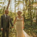A Glam Woodland Wedding (c) A Little Picture (39)