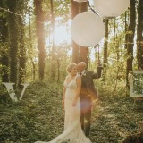 A Glam Woodland Wedding (c) A Little Picture (40)