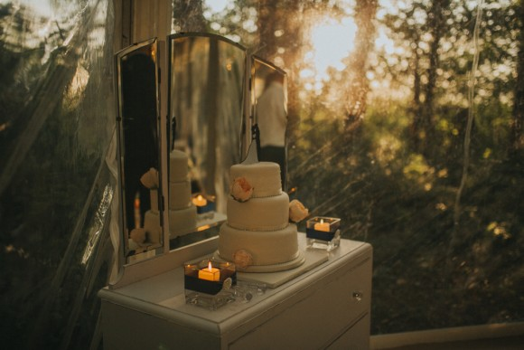 A Glam Woodland Wedding (c) A Little Picture (42)