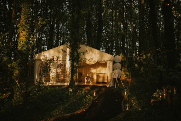 A Glam Woodland Wedding (c) A Little Picture (45)