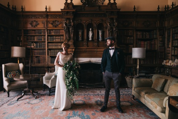 A Peaky Blinders Styled Weddimg Shoot (c) Amy Faith Photography (22)