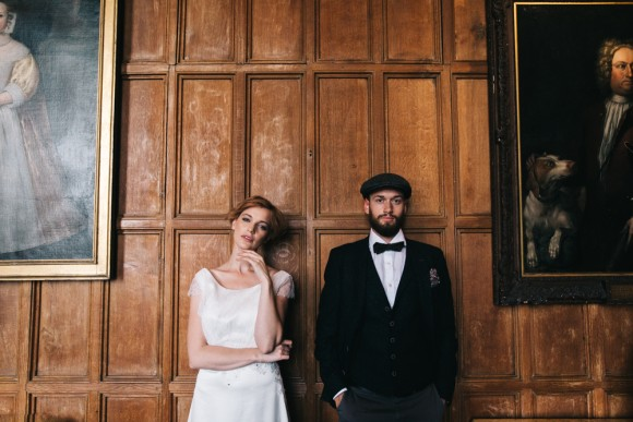 A Peaky Blinders Styled Weddimg Shoot (c) Amy Faith Photography (24)