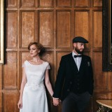 A Peaky Blinders Styled Weddimg Shoot (c) Amy Faith Photography (25)