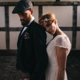 A Peaky Blinders Styled Weddimg Shoot (c) Amy Faith Photography (35)
