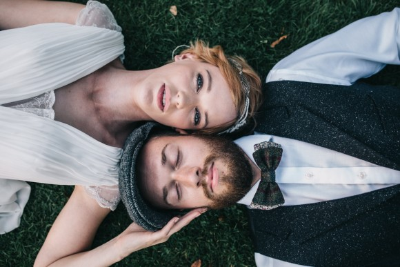 A Peaky Blinders Styled Weddimg Shoot (c) Amy Faith Photography (56)